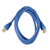 Legrand 100-ft 24(AWG) / 4-Pair Cat 6 Ethernet Indoor Only Blue Data Cable Coil
