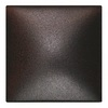 Somerset Collection Somerset Oil-Rubbed Bronze Cast Metal Square Accent Tile (Common: 2-in x 2-in; Actual: 1.87-in x 1.87-in)