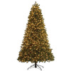 Westinghouse 9-ft Indoor Fir Pre-Lit Artificial Christmas Tree Artificial Christmas Tree with 1000--Count Clear Incandescent Lights