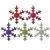 Holiday Living 66-Pack Multicolor Shatterproof Snowflake Ornaments