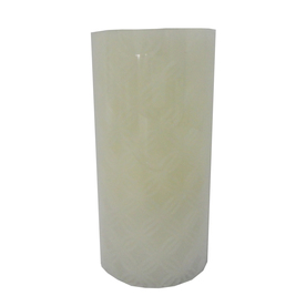 allen + roth 6-in Cordless LED Electric Pillar Candle