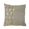 allen + roth Natural Vine Pillow