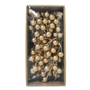 allen + roth 18-Pack Gold Pinecone and Berry Fill Set