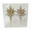 Holiday Living 2-Pack Gold Ornament Set