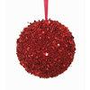 Holiday Living Red Ornament