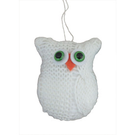 Holiday Living White Ornament