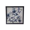 allen + roth 16-in W x 16-in H Floral Framed Art