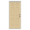 ReliaBilt 32-in None Inswing Fiberglass Entry Door