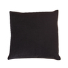 22-in W x 22-in L Charcoal Square Indoor Decorative Complete Pillow