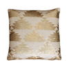 18-in W x 18-in L Gold Square Indoor Decorative Complete Pillow