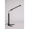 Style Selections 12.6-in Adjustable Black LED Desk Lamp with Metal Shade