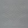 Prime Source 4-in Silver Composite Kitchen Backsplash