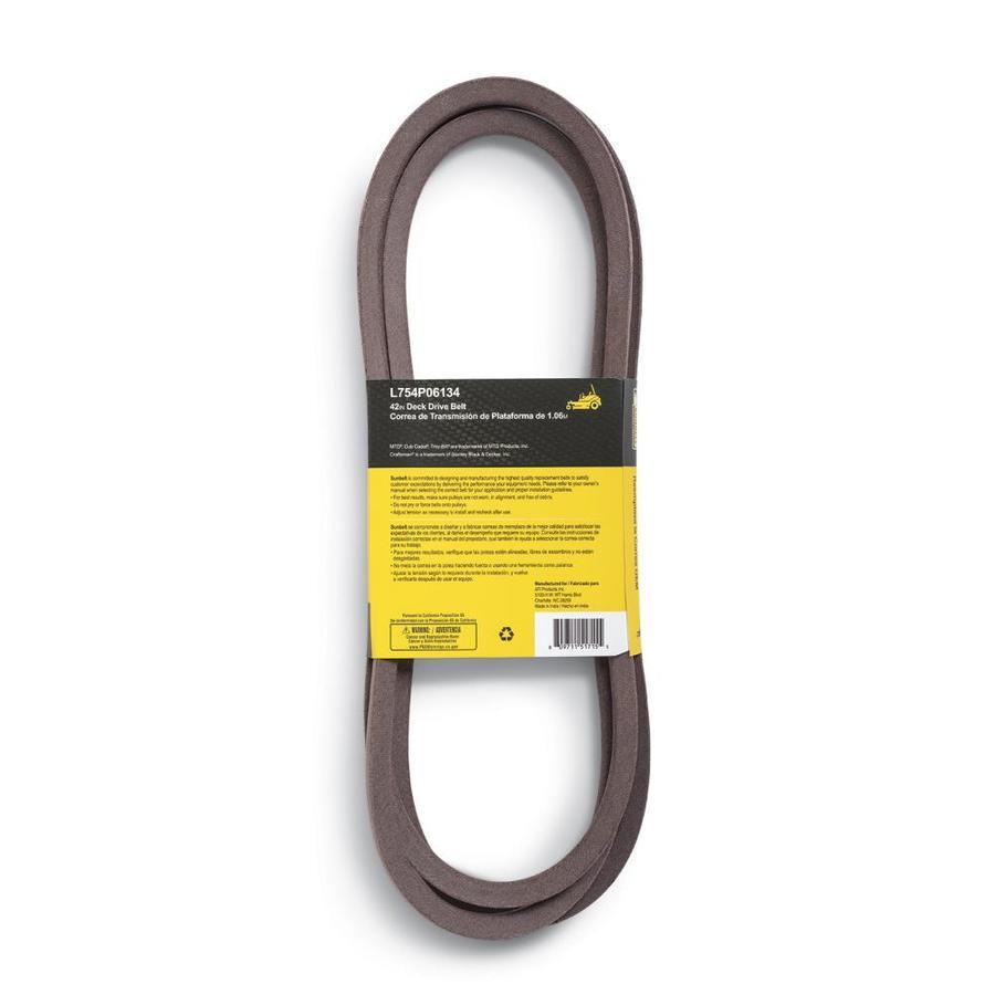D/&D PowerDrive B1SB5176 Sunbelt Outdoor Products Replacement Belt 49 Length 0.62 Width 49 Length 0.62 Width