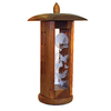Schrodt Designs Schrodt Wooden Standing Butterfly House