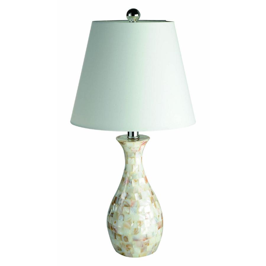 shop elegant designs mosaic shell base indoor. Black Bedroom Furniture Sets. Home Design Ideas