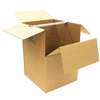 Lowe's X-Large Cardboard Wardrobe Moving Box (Actual: 24-in x 45-in)