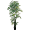 Nearly Natural 84-in Green Palm Tree