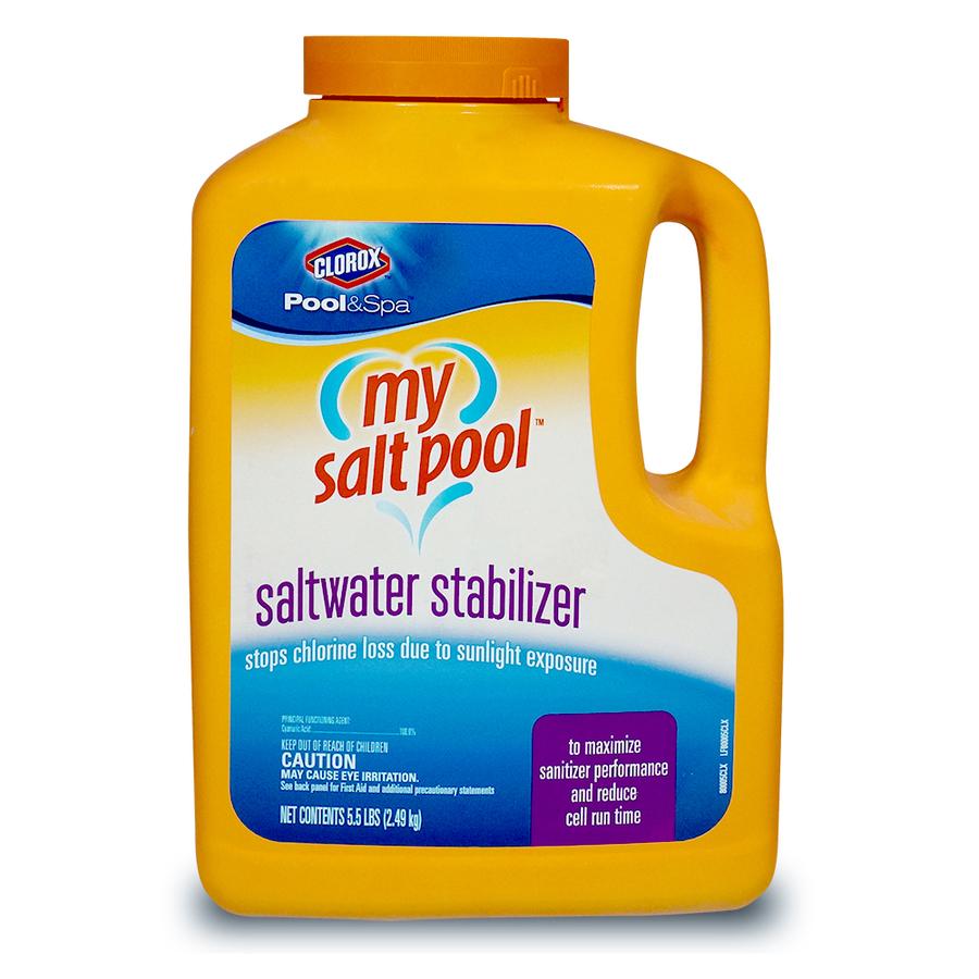 Clorox Pool Spa  Lb Stabilizer Pool Balancer
