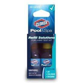 Shop Clorox Pool Amp Spa Test Kit At Lowes Com