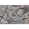 M-Rock 100 Sq. Ft. Gray Fieldstone Flat
