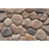 M-Rock 48 Sq. Ft. Brown Riverstone Flat