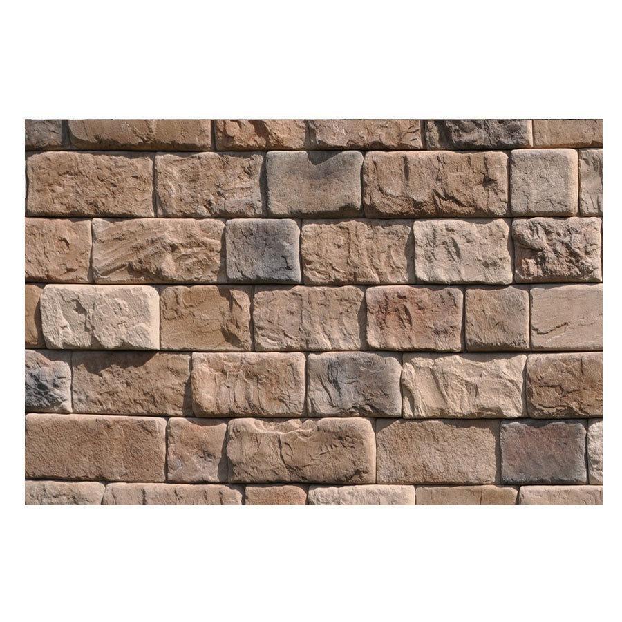 Shop M Rock 4 9 Sq Ft Indian Creek Cobblestone Stone