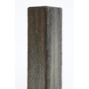 Woodshades 4-in x 4-in x 8-ft Barnwood Composite Fence Post