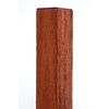 Woodshades 4-in x 4-in x 8-ft Redwood Composite Fence Post