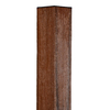 Woodshades 4-in x 4-in x 8-ft Cedar Composite Fence Post