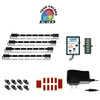 Cyron Lighting Plug-in Cabinet LED Light Bar Kit