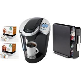 Coffee Maker Demonstrations : Shop Keurig Black Programmable Single-Serve Coffee Maker at Lowes.com