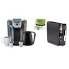 Keurig Black Programmable Single-Serve Coffee Maker