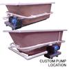 Watertech Whirlpool Baths Custom Pump Location