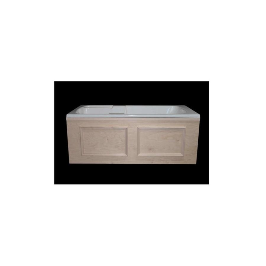 home underpinning ideas with Pd 103188 56710 Oak Tub Skirt 0 on Watch further Front Porch Railing Ideas additionally Gallery likewise Faux Stone Porch Skirting further Attic Loft Conversion Designs.