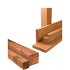 Top Choice Premium Surfaced 4 Sides Cedar Decking (Common: 2-in x 6-in x 8-ft; Actual: 1-3/8-in x 5-3/8-in x 96-in)