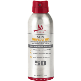 Mission 5-oz SPF-50 Sun Defeated Continuous Spray Sunscreen