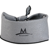 Mission Gray Polyester Cooling Towel