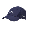 Mission One Size Fits Most Unisex Mission Blue Polyester Baseball Cap
