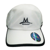 Mission One Size Fits Most Unisex Mission White Polyester Baseball Cap