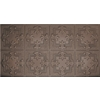 Dimensions Bronze Faux Tin Surface-Mount Acoustic Ceiling Tile (Common: 48-in x 24-in; Actual: 48.5-in x 24.5-in)