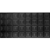 Dimensions Matte Black Faux Tin Surface-Mount Acoustic Ceiling Tile (Common: 48-in x 24-in; Actual: 48.5-in x 24.5-in)