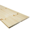  1 x 8 x 12 Eastern White Pine Pattern Stock Board