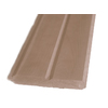 Eastern White Pine Pattern Stock Board (Common: 1-in x 6-in x 8-ft; Actual: 0.625-in x 5.5-in x 8-ft)