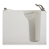 American Standard Walk-in Gelcoat and Fiberglass Rectangular Walk-in Bathtub with Right-Hand Drain (Common: 30-in x 52-in; Actual: 42-in x 30-in x 52-in)