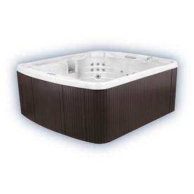 LifeSmart 6-Person Square Hot Tub