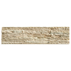 Solistone 6-Pack 6-in x 23.5-in Portico Slate White Natural Stone Wall Tile