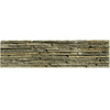 Solistone 6-Pack 6-in x 23.5-in Portico Slate Multicolor Green Natural Stone Wall Tile