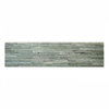 Solistone Portico Slate 6-Pack Beaucaise Wall Tile (Common: 6-in x 23-in; Actual: 6-in x 23.5-in)