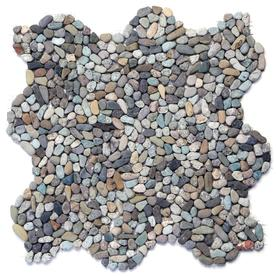 Solistone 12-in x 12-in Blue Stone Floor Tile