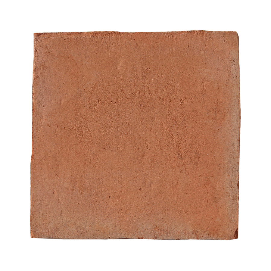Pack Handmade Terra Cotta Cuadrado Saltillo Indoor Outdoor Floor Tile